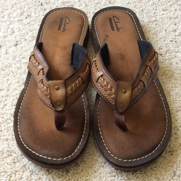 a71bb2ed96d Clarks Shoes - Clarks Women s Fenner Nerice Flip Flops.